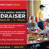 Peter Piper Pizza Fundraiser