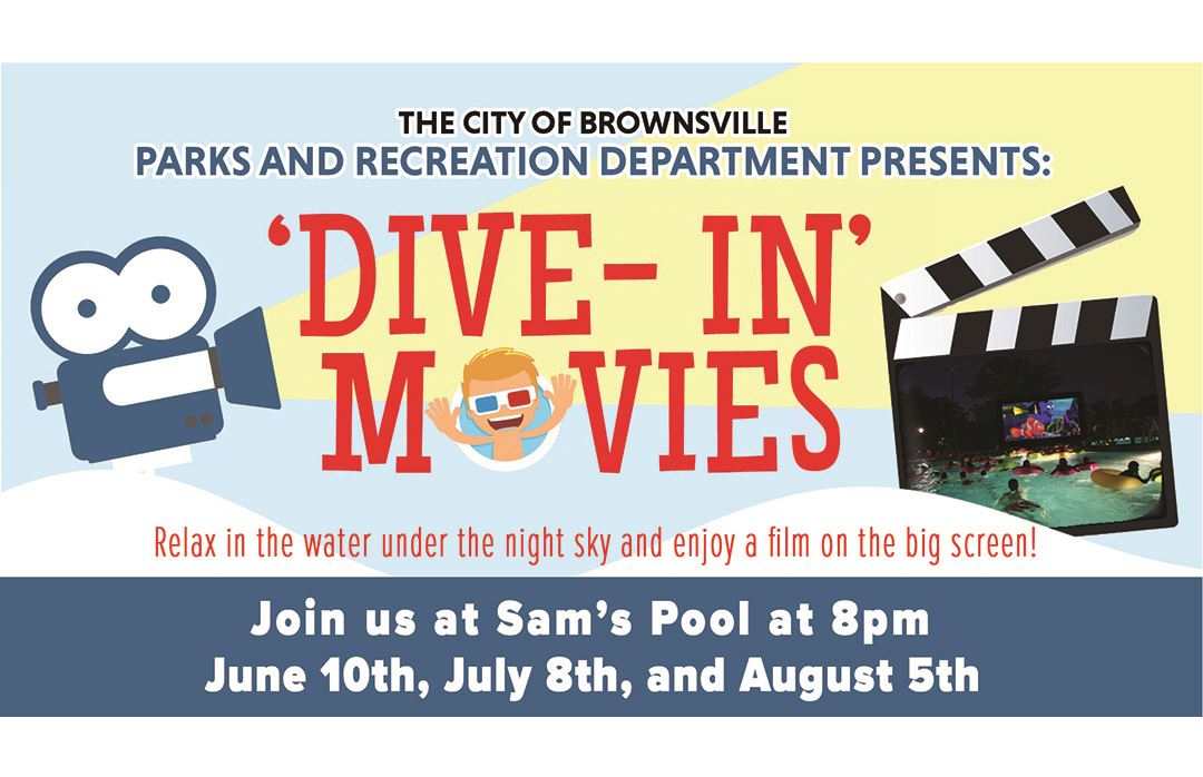 Dive in Movies at The Pool 2017