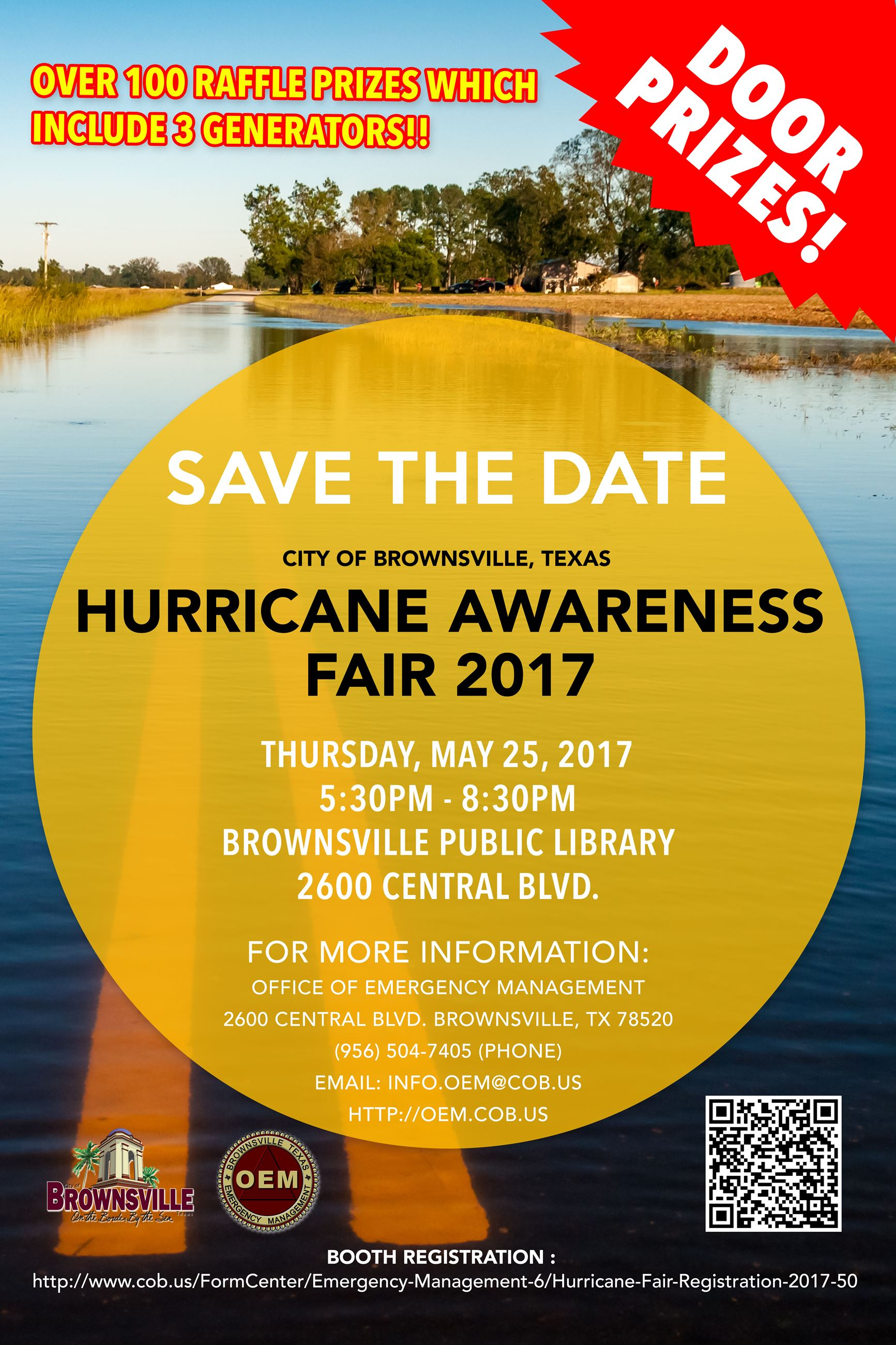 Hurricane Awareness Fair 2017