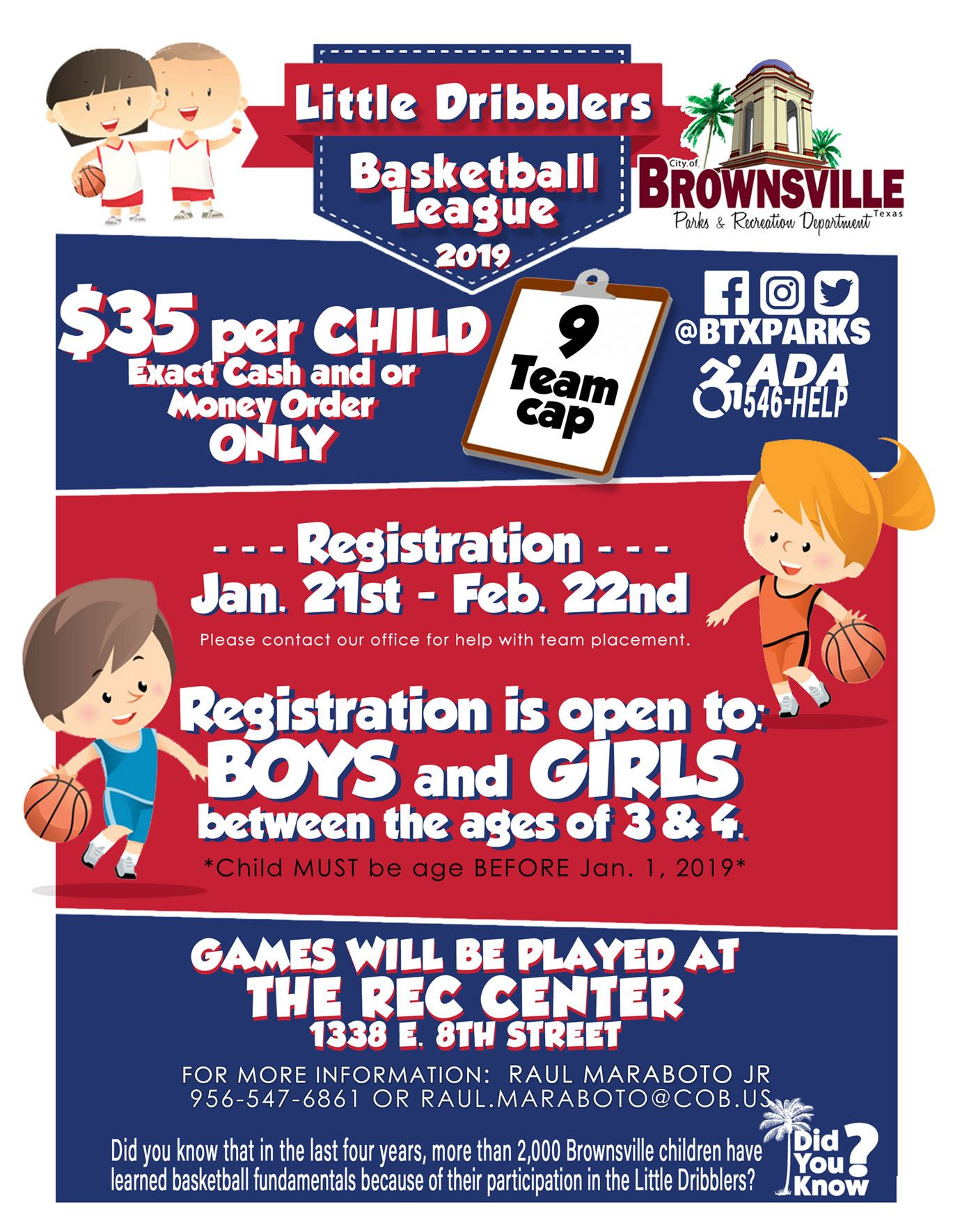 2019-Little-Dribblers--Youth-Sports