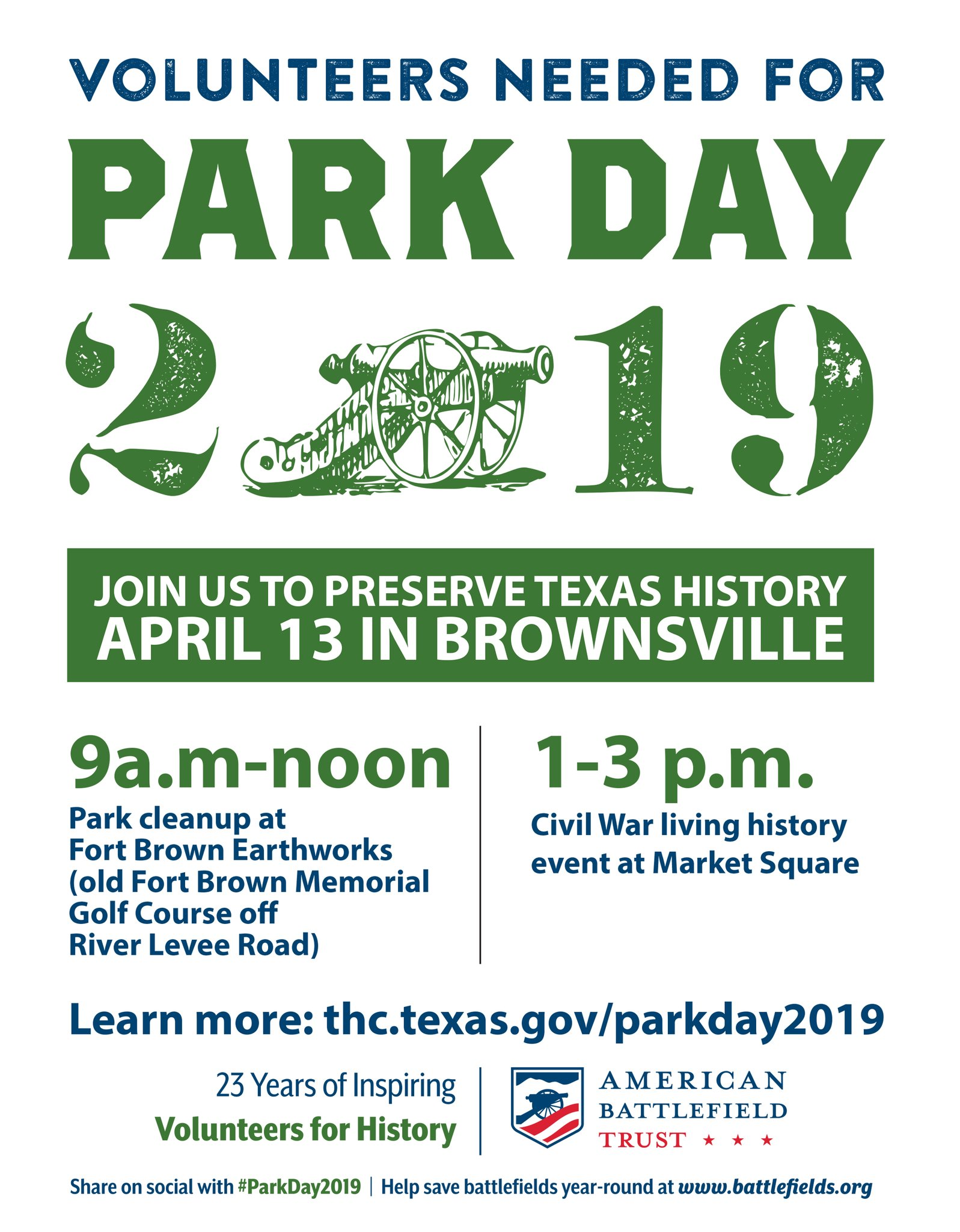 park day brownsville 2019
