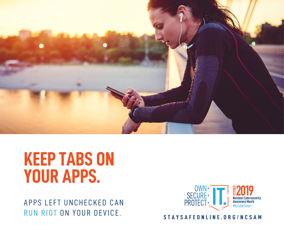 Keep Tabs on Your Apps