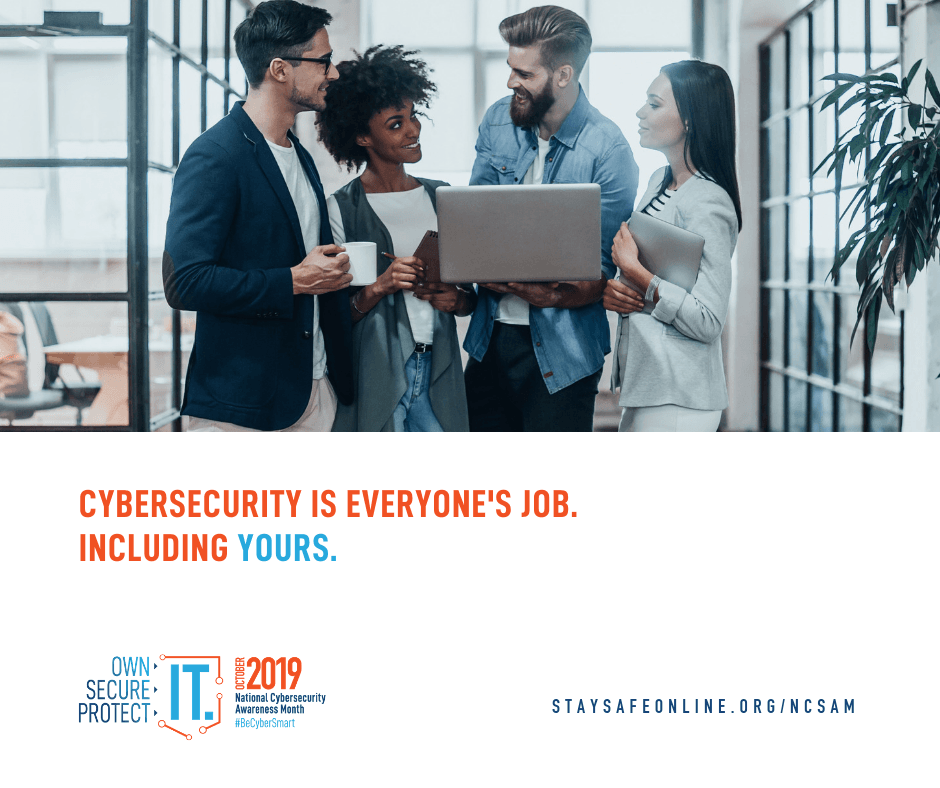 Cybersecurity is Everyones Job