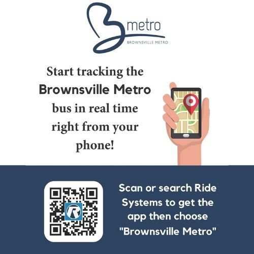Brownsville Metro  Ride Systems App image
