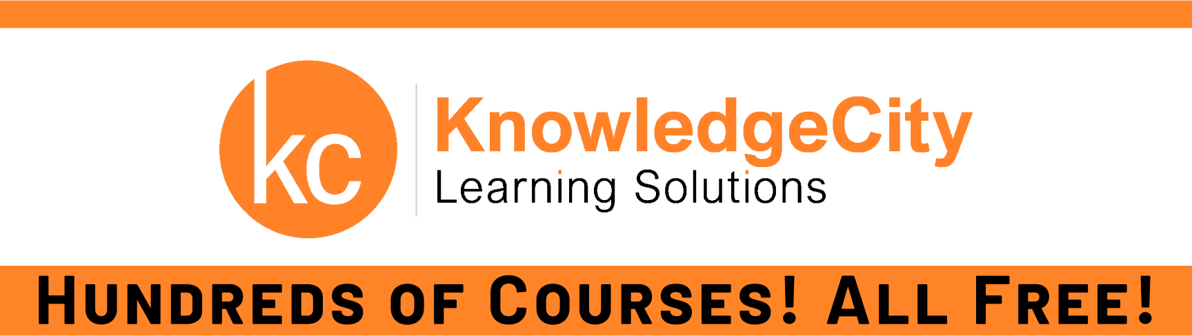 Web Banner for Knowledge City Service