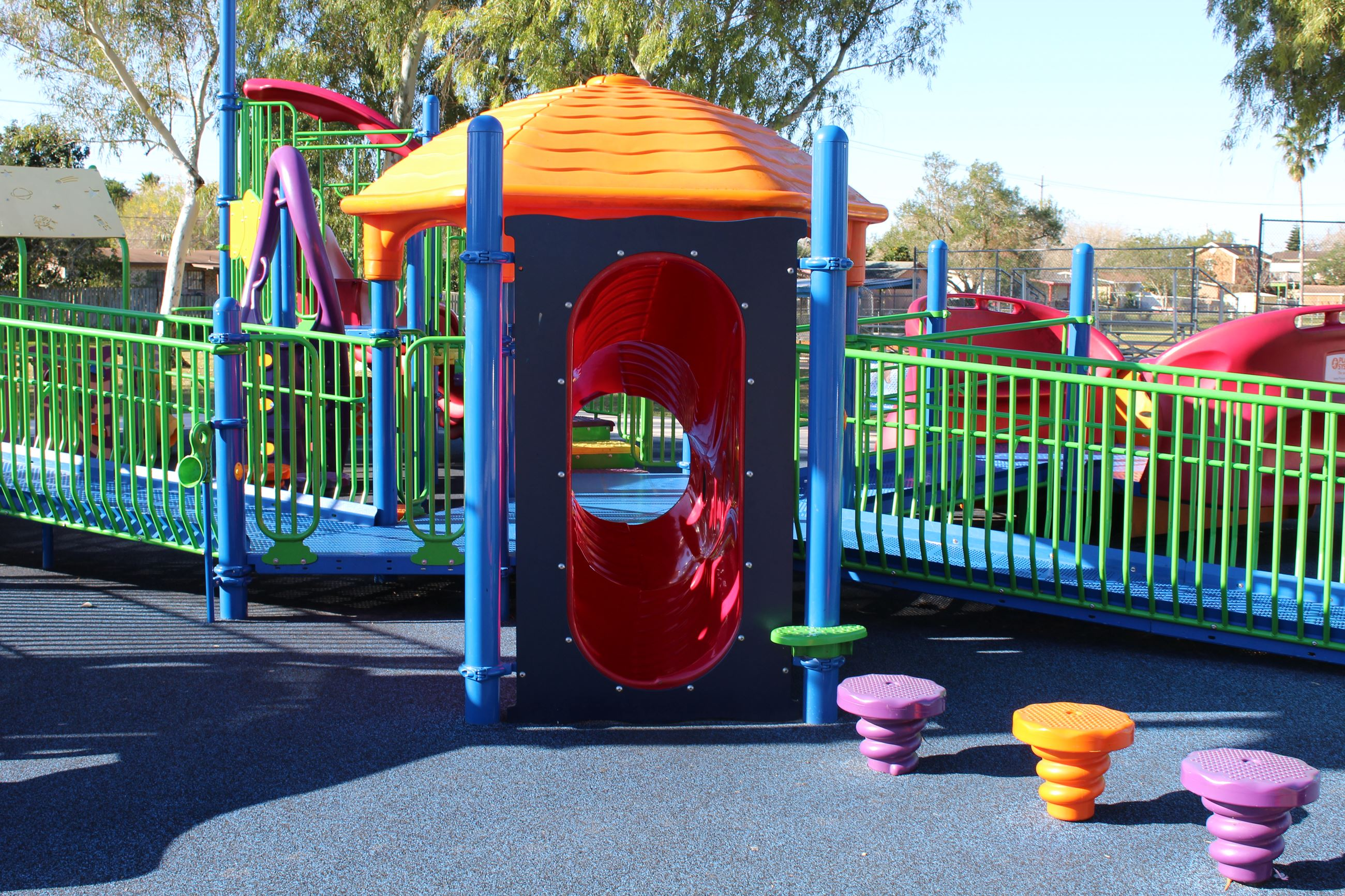 Oliveira Park All inclusive Playground 2-5 year old